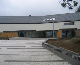 Biblioteka w Szynwałdzie