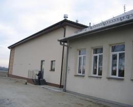 Hala Sportowa w Niwce