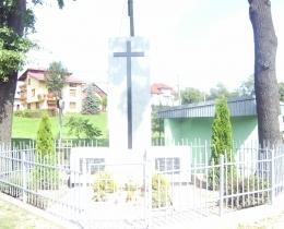 Pomnik Partyzantów AK w Dębowej
